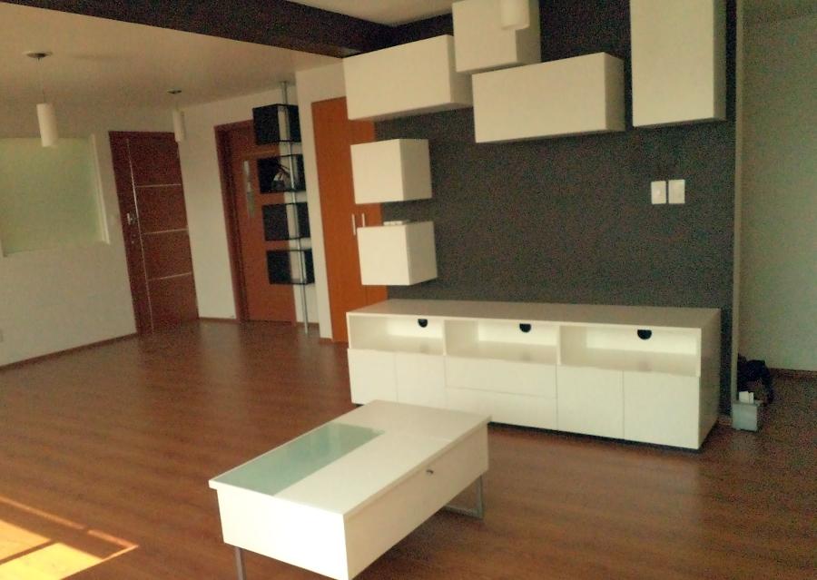 Foto dise o departamento minimalista de claire concepto for Decoracion de departamentos minimalistas