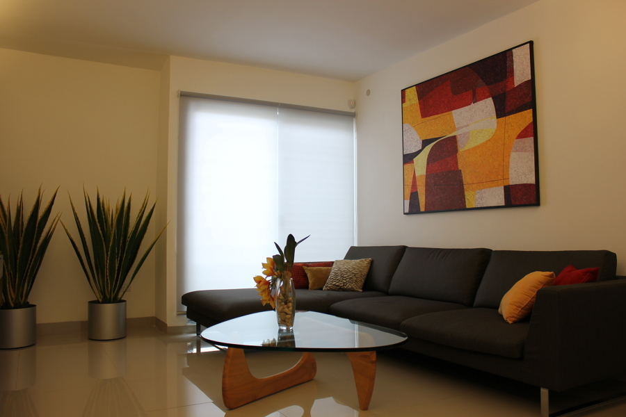 Foto dise o interior estancia de proyecto 7 56335 Diseno de interiores merida
