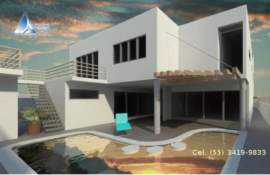 Foto Dise O Para Casa Minimalista Moderna En Metepec De