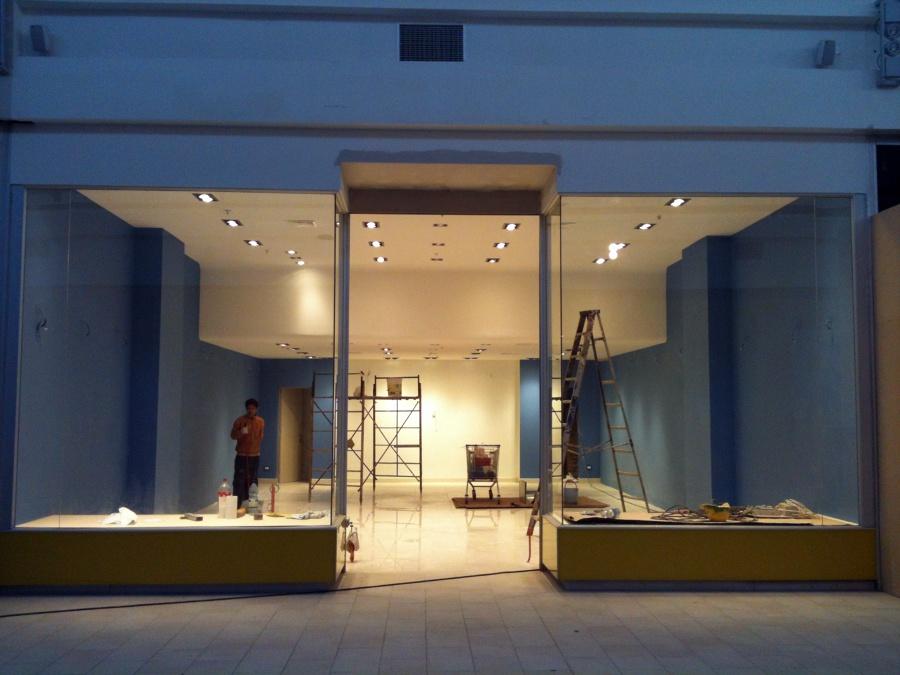 Foto dise o y acondicionamiento de local comercial de for Diseno locales comerciales