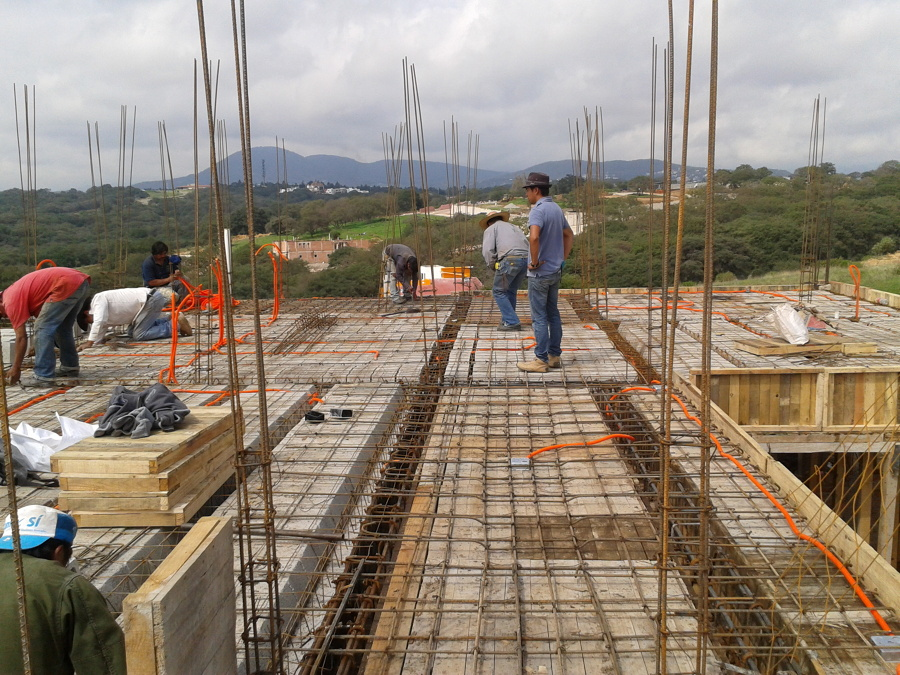 Foto dise o y construcci n de residencia en zona - Construccion zaragoza ...