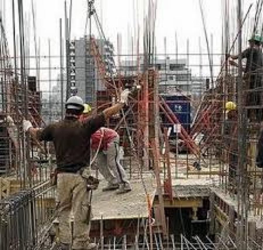 Foto edificaci n de obra negra de marno construcci n - Construccion zaragoza ...