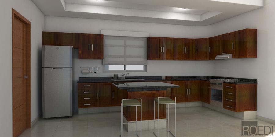 Edificio Beta -1680 m2 - Playa del Carmen - Cocina 3