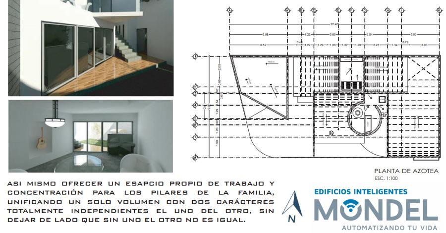 Proyecto Diseño Oficina