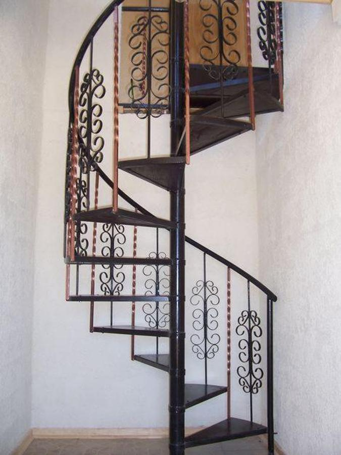Foto Escalera De Caracol De Ingenieria Construccion Y
