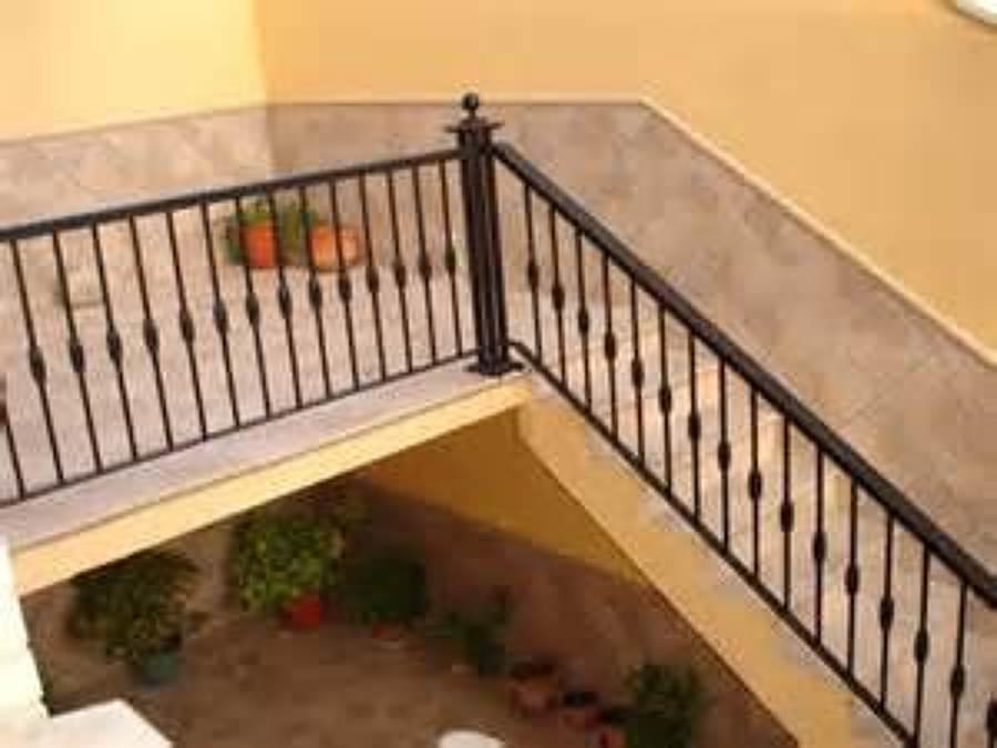 Foto barandal de 134568 habitissimo for Imagenes escaleras interiores