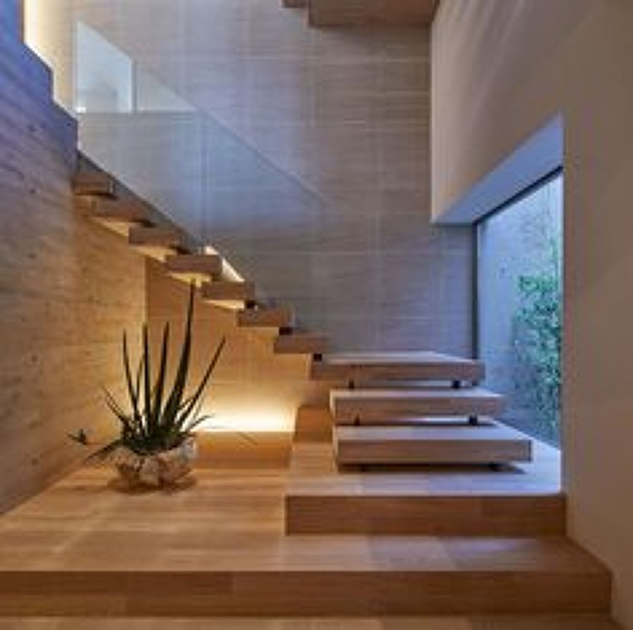 escalera para interior