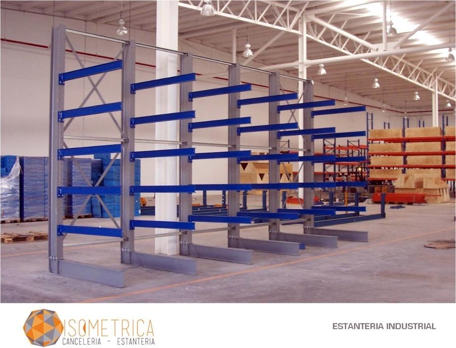 Estanteria Industrial 3