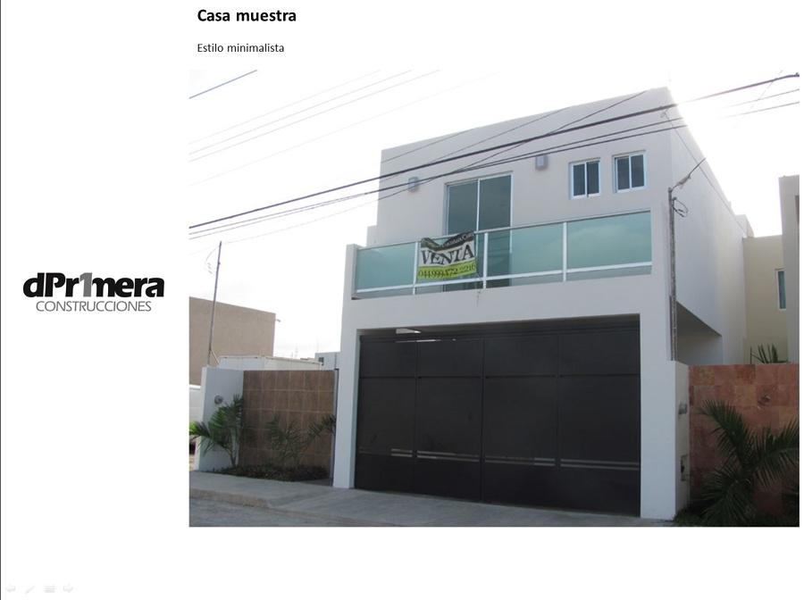 Foto estilo minimalista de deprimera construcciones for Construcciones minimalistas fotos