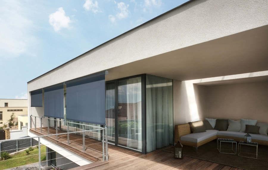 Foto toldos verticales de bora design sa de cv 147879 for Toldos verticales transparentes precios