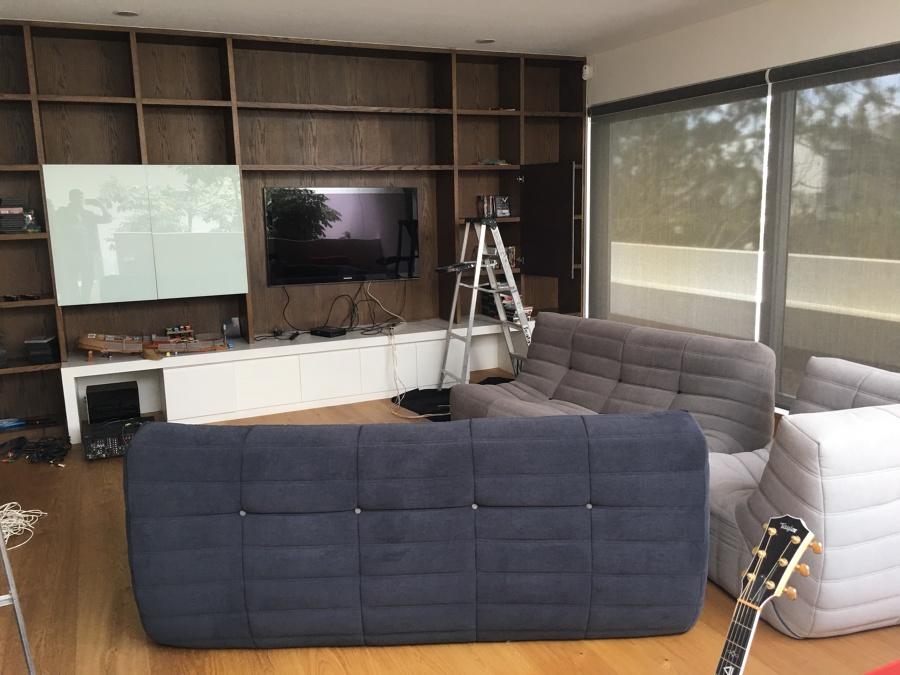 Instalación de audio, Tv