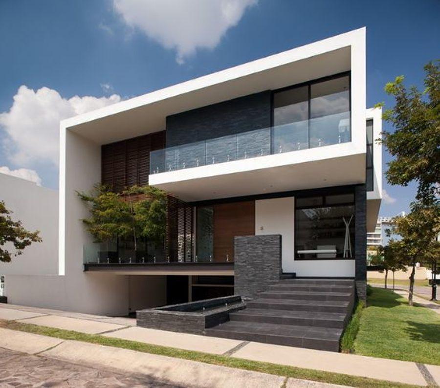 Foto fachada en grapa de c05 estudio de arquitectura - Casa con terreno murcia ...