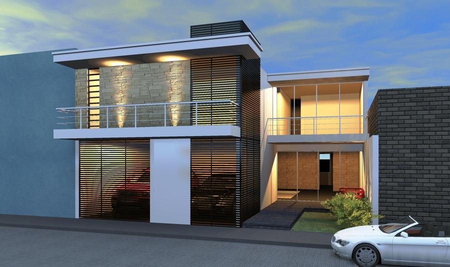 Proy:  Arquitectónico Casa  FG
