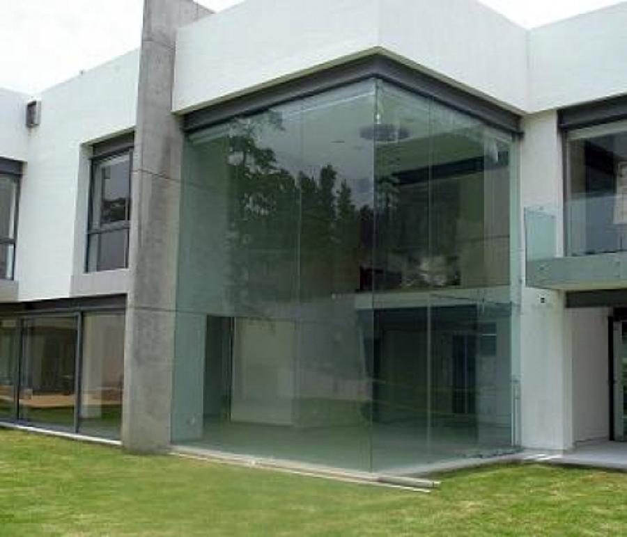 Foto fachada doble altura de tpv 17474 habitissimo - Fachada de cristal ...