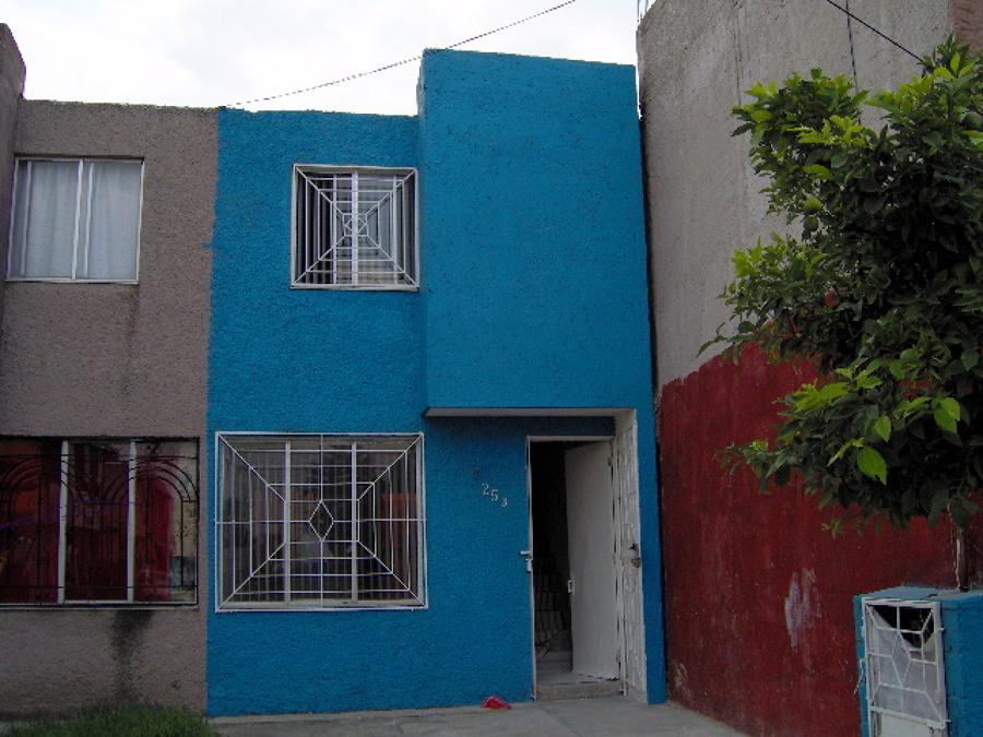 Fachada Hacienda Real de Tultepec