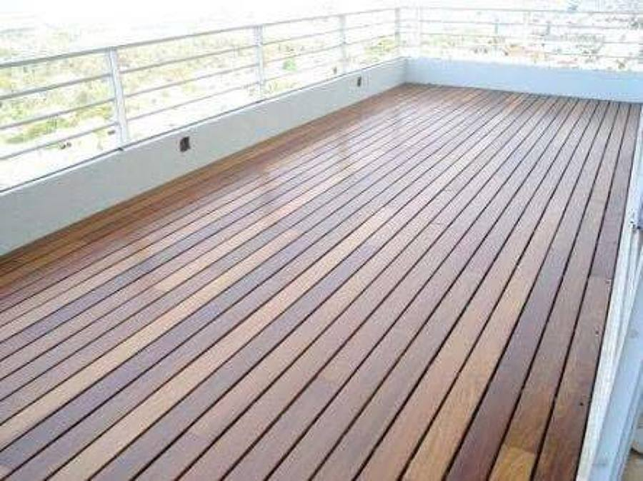 Foto deck en terraza de decor style 203810 habitissimo - Piso para terraza economico ...