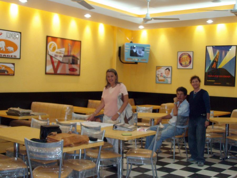Foto Frank Hauss Restaurante Comida R Pida De Dise O Y