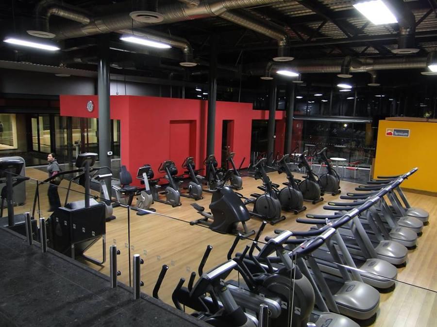 foto gimnasio ternium sport city de andar constructora s a de c v 65432 habitissimo. Black Bedroom Furniture Sets. Home Design Ideas