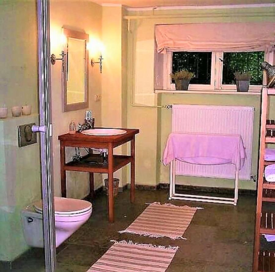 Baño para visitas