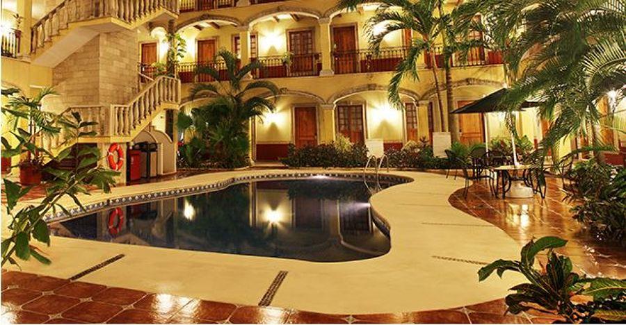 Hotel Hacienda Real del Caribe - Playa del Carmen - Alberca