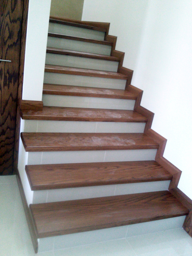 foto huellas de escaleras de taller dc 16184 habitissimo