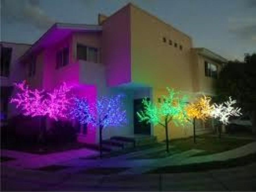 Foto iluminacion exterior de star solar solutions sa de for Iluminacion exterior jardin