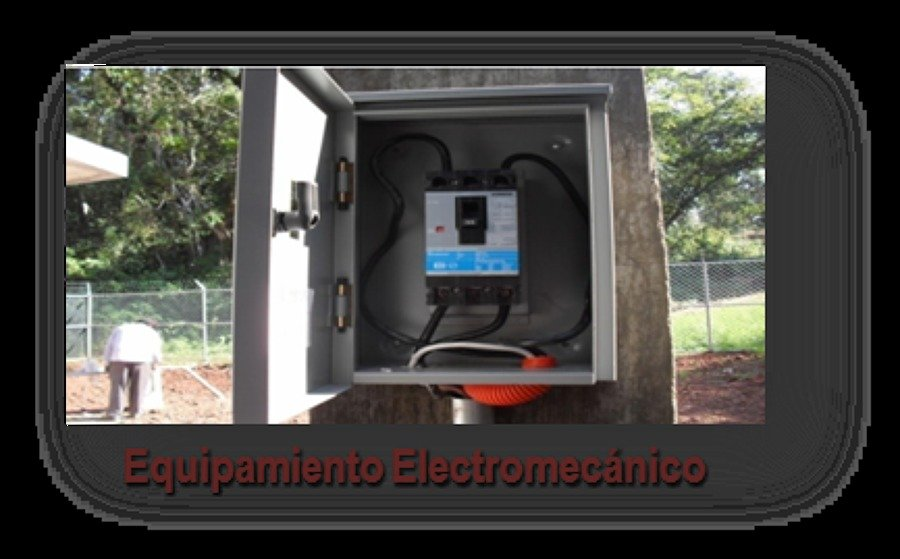 Equipamiento Electromecanico.