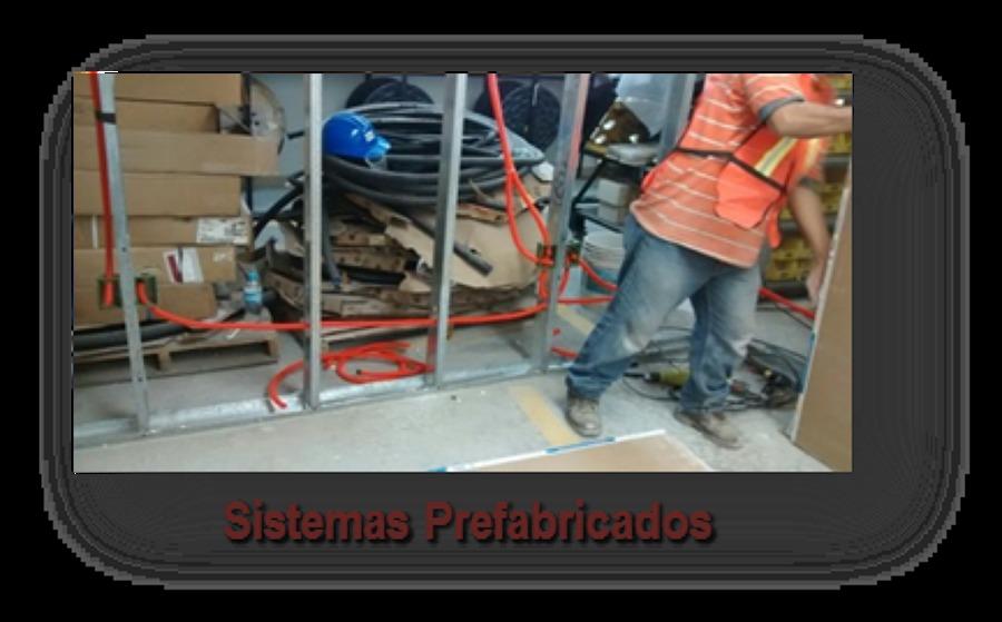Estructuras prefabricadas
