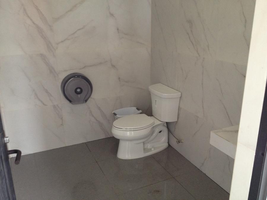 baño cliente mujeres