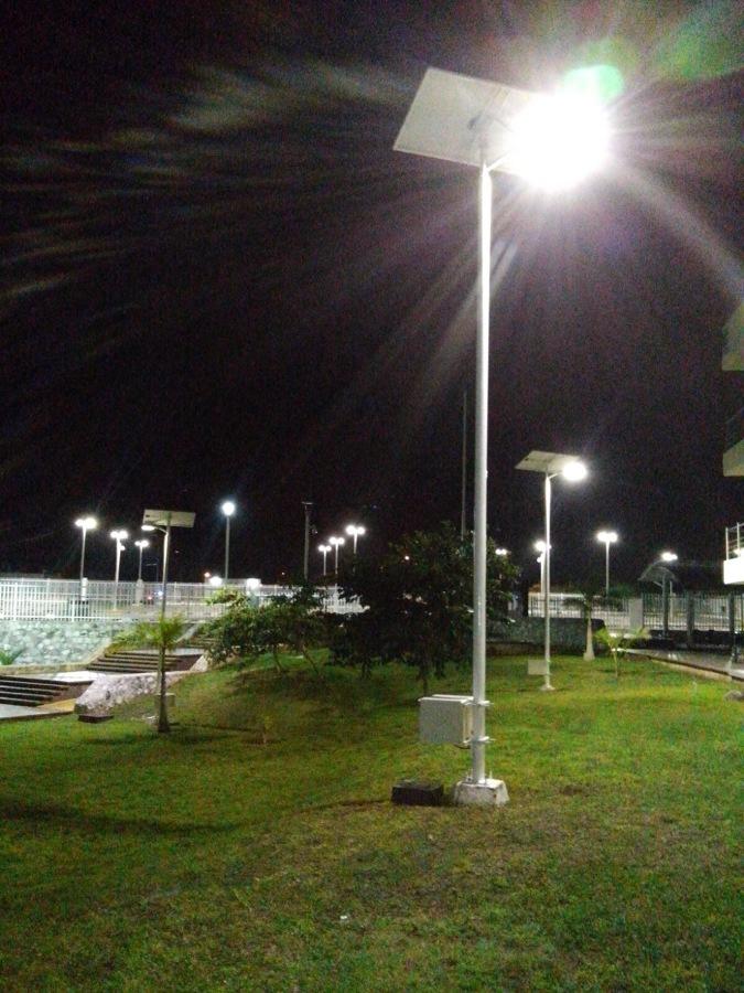 iluminación de parques y Jardines