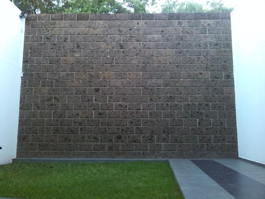 Foto muro de jardin de mcdin 118970 habitissimo - Muro jardin ...