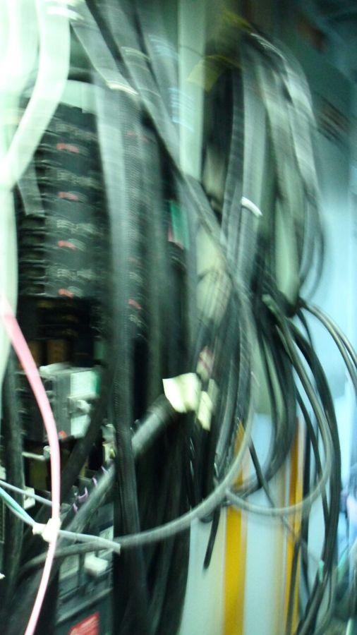 cableado a centro de carga