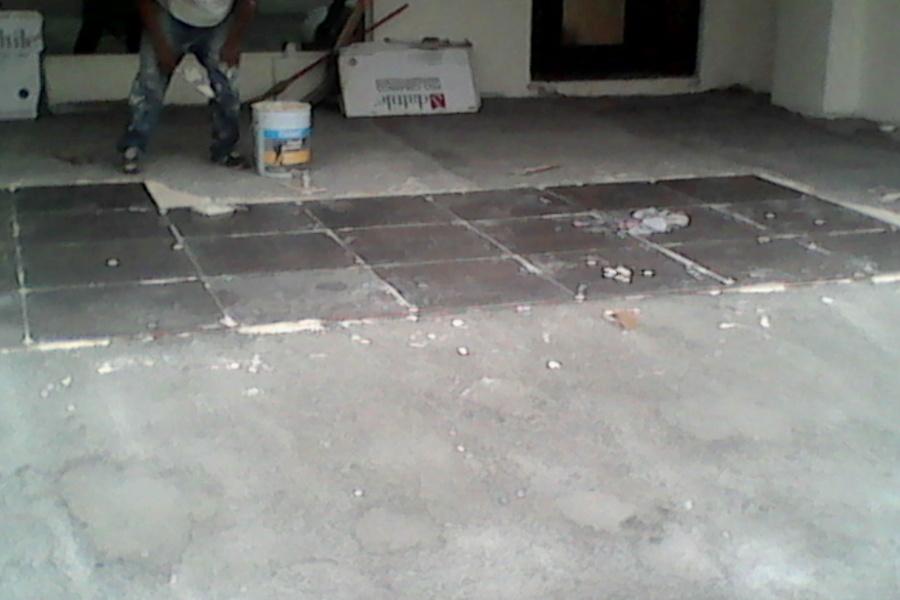 Instalacion piso