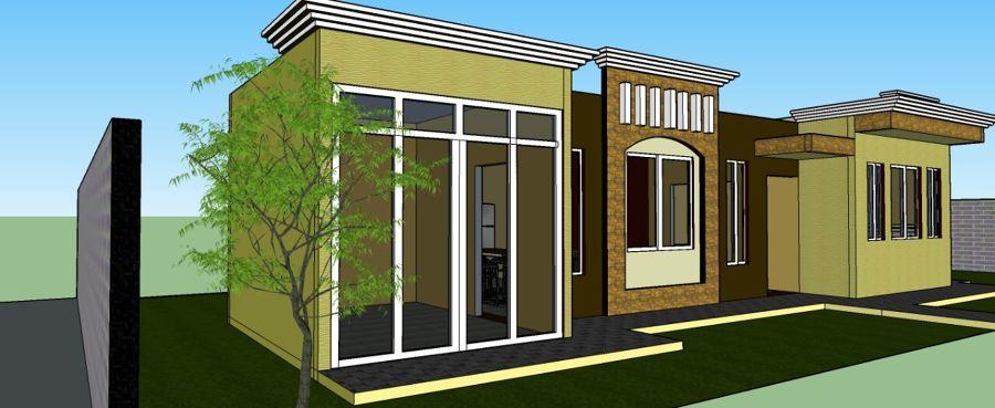 Proyecto de Casa Habitación