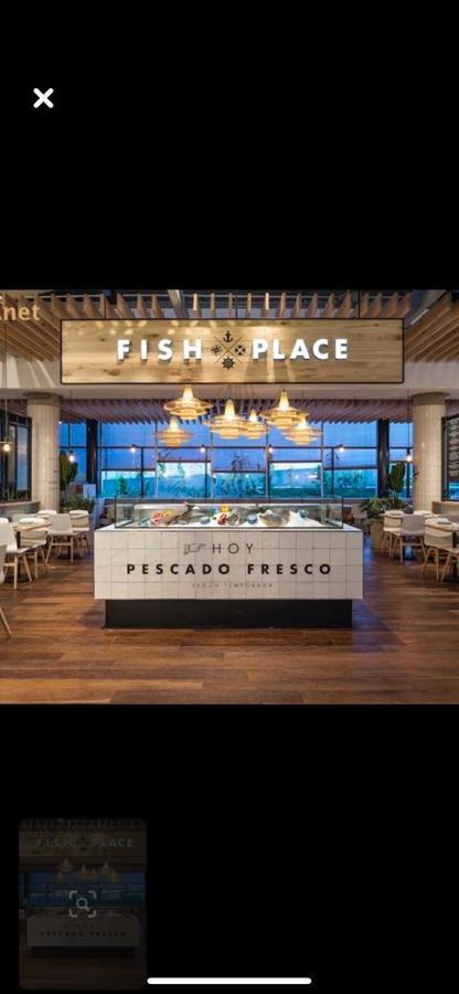 Proyecto ejecutivo para restaurante de mariscos