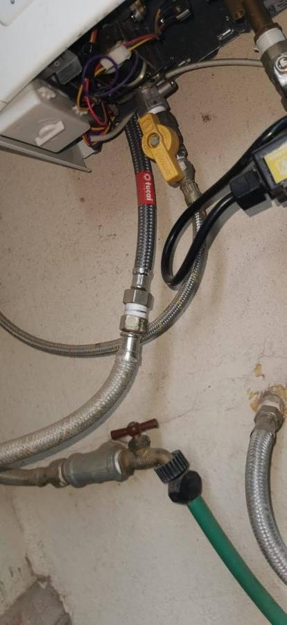 Instalaciones de boiler de paso