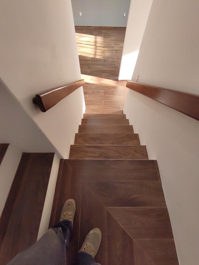 Remodelación escaleras