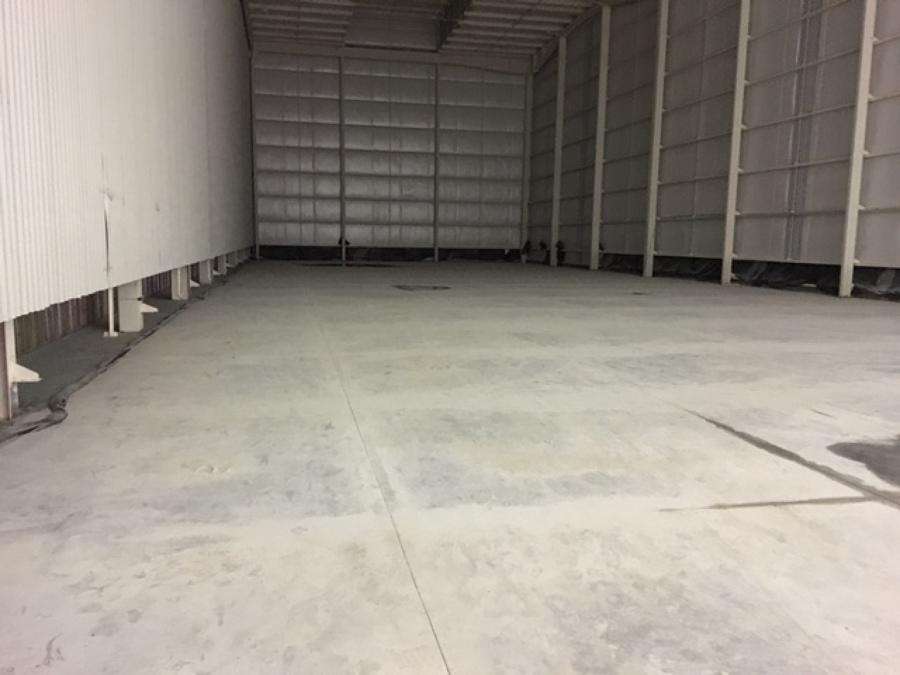 Foto piso concreto pulido trmx de am construcciones - Piso de hormigon pulido ...