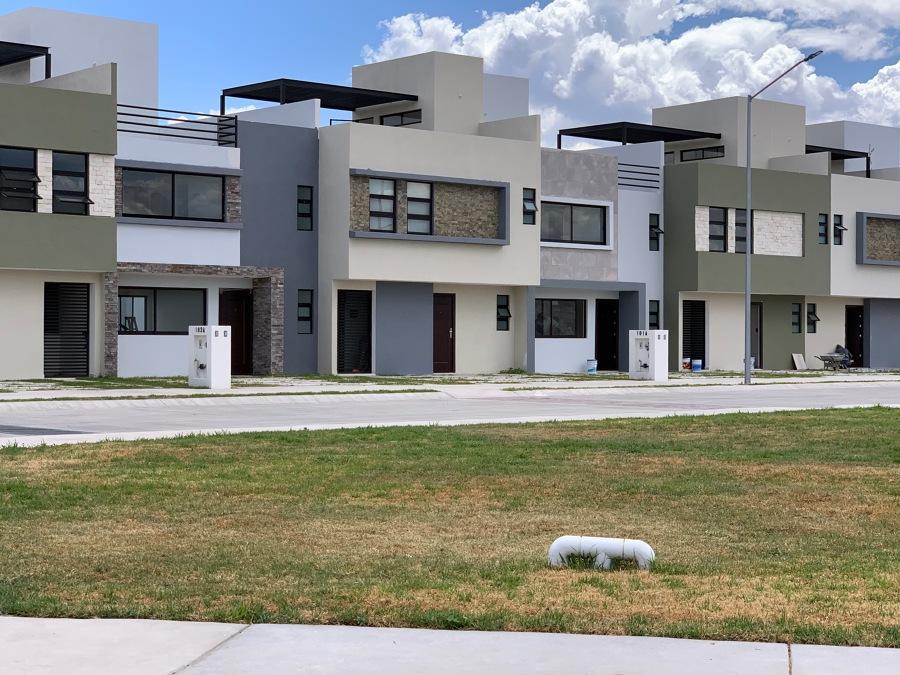 Construcción de casas en Fracc. Civital