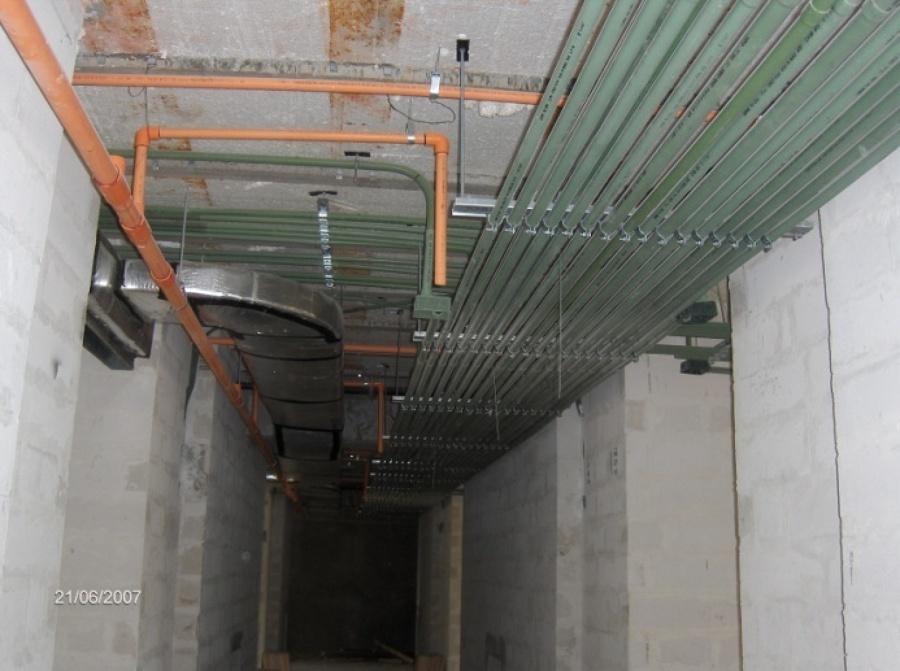 Foto instalacion electrica de serv integrales y for Instalacion electrica jardin