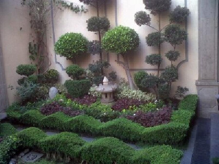 Foto jardineria residencial del bosque de jardineria for Jardineria fotos