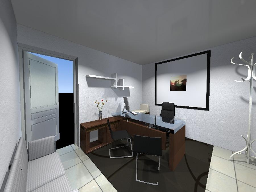 Foto: Diseño de Interiores - Oficina Principal. de Trz Arquitectos ...