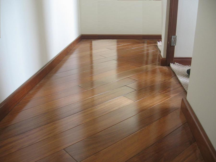 Foto piso duela de ademir rosario arquitectos 197218 for Piso laminado de madera