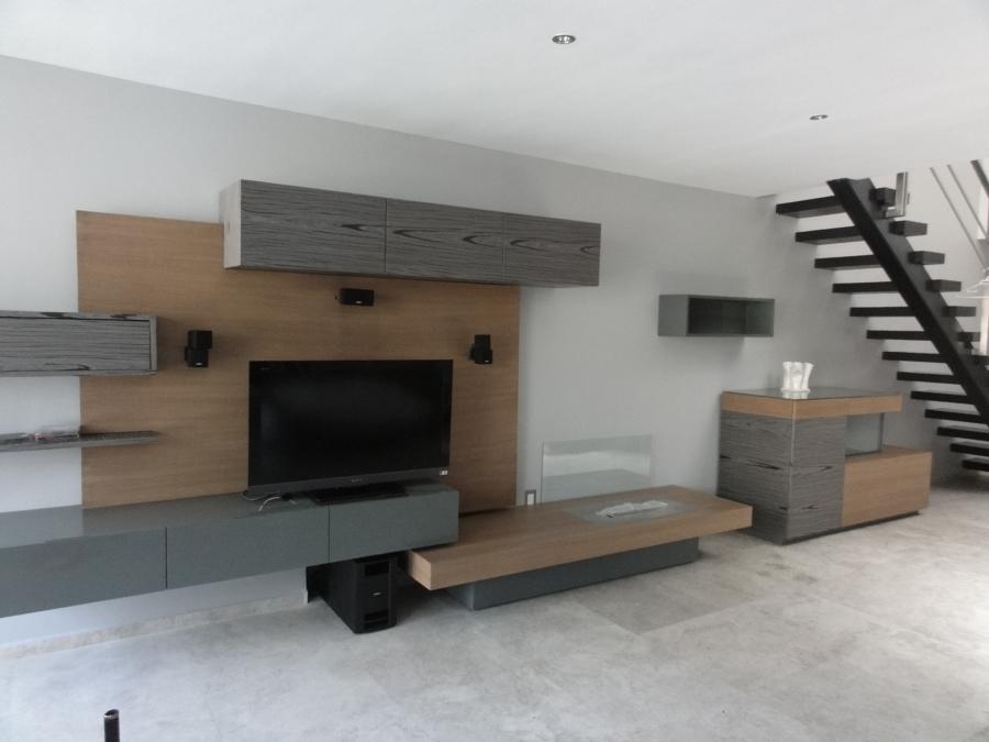 Foto lb tv chimenea cantina de esphiralia dise o interior y mobiliaria 46583 habitissimo - Mucho mueble leon ...