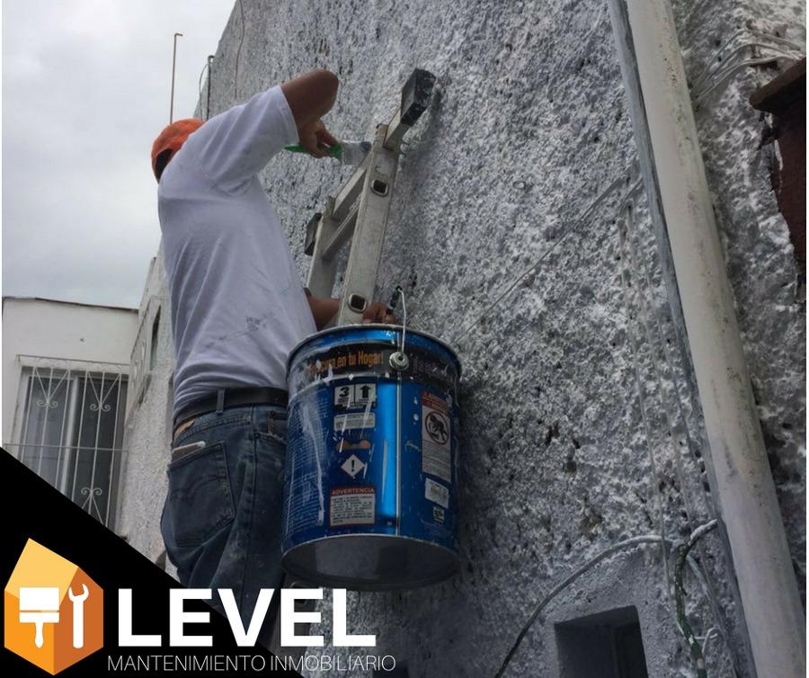 Impermeabilizando muros