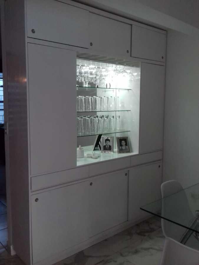 Librero blanco