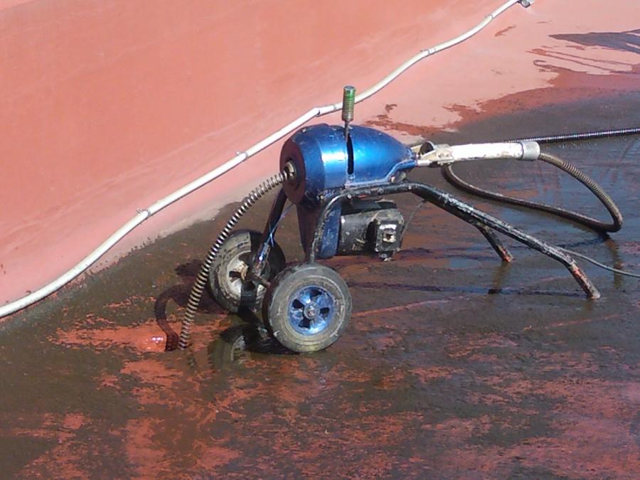 Limpieza de Bajadas de agua