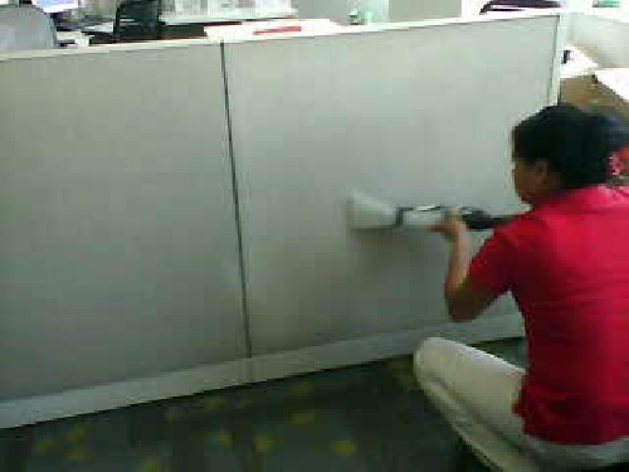 Limpieza en paneleria 2