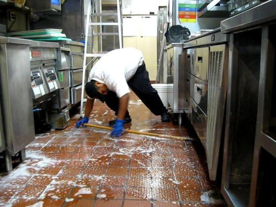 Foto limpieza profunda de cocinas de ag clean 72865 for Metodos de limpieza y desinfeccion en el area de cocina