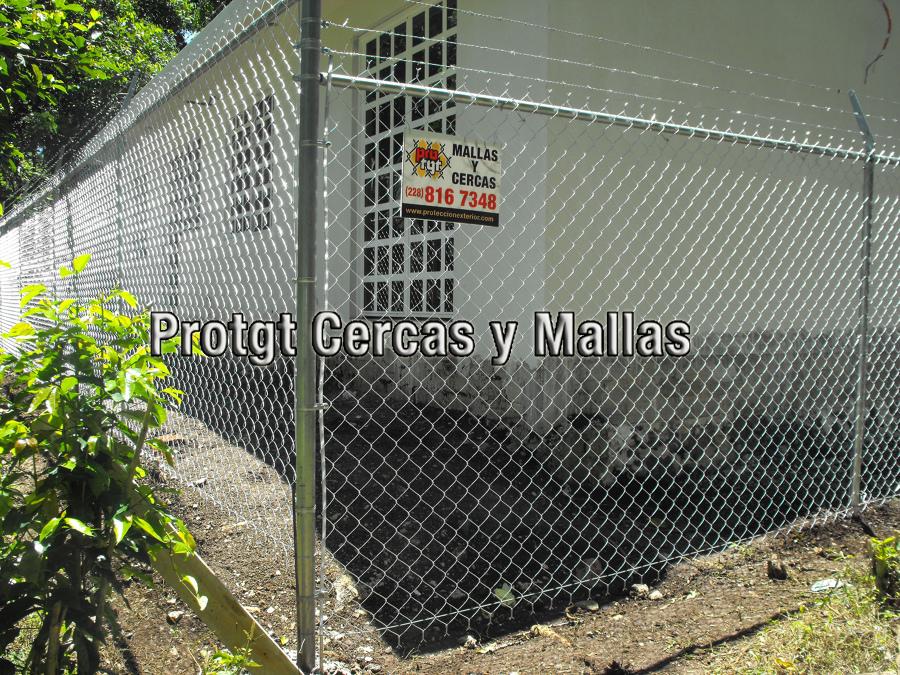 Foto: malla ciclonica xalapa de cercas y mallas xalapa protegete ...